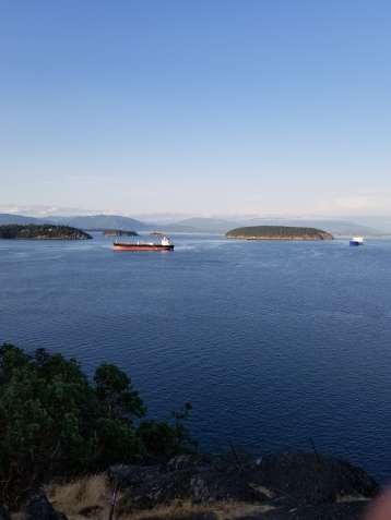 another view over anacortes