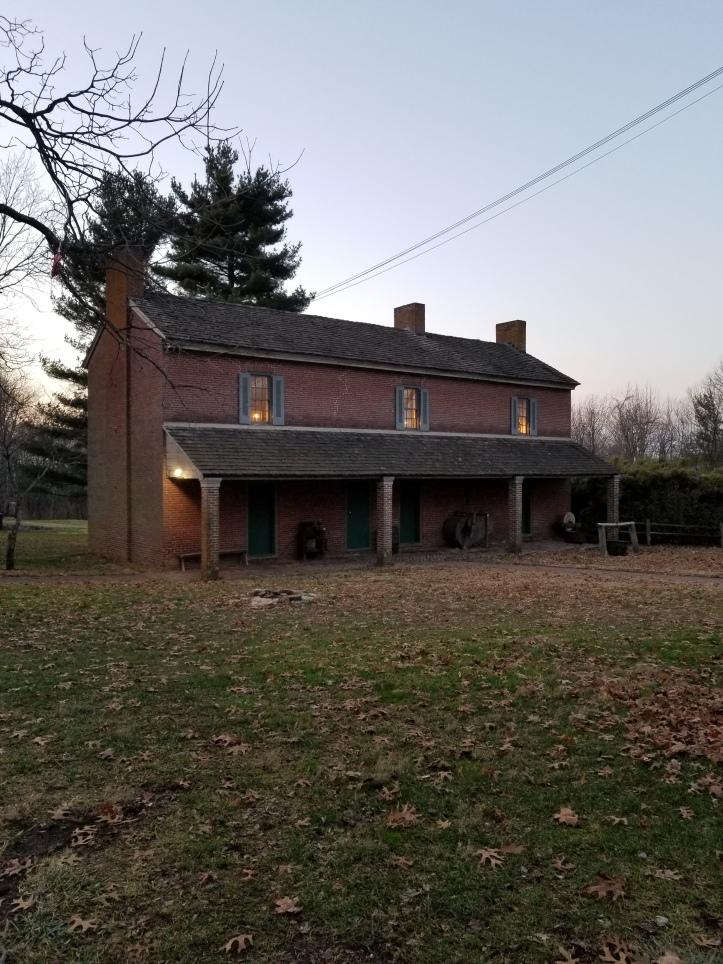 waveland slave quarters